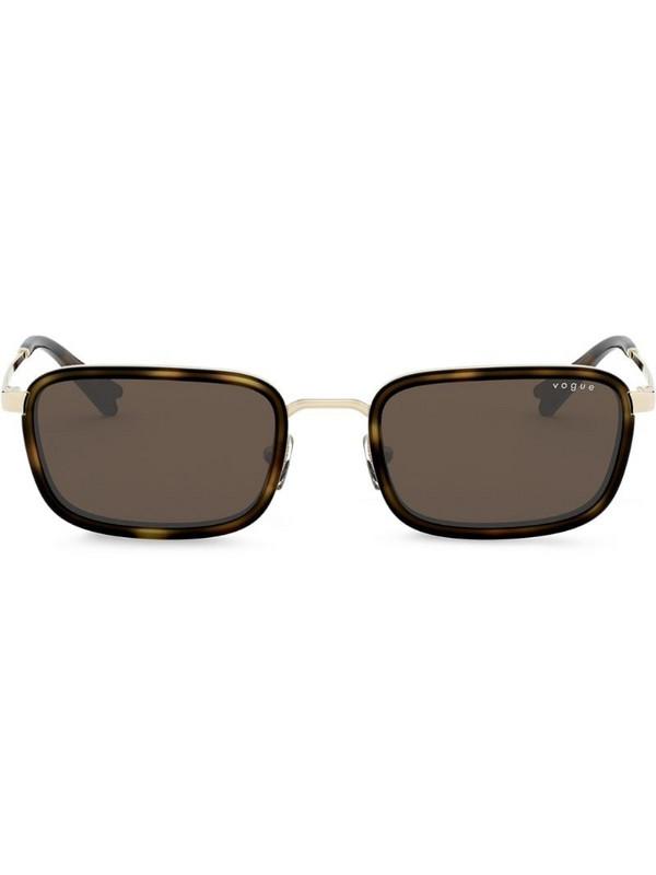 Vogue Eyewear x Millie Bobby Brown square-frame sunglasses