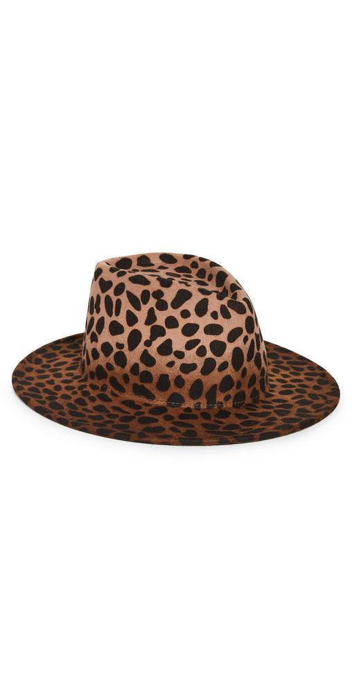 Eugenia Kim Blaine Hat in brown
