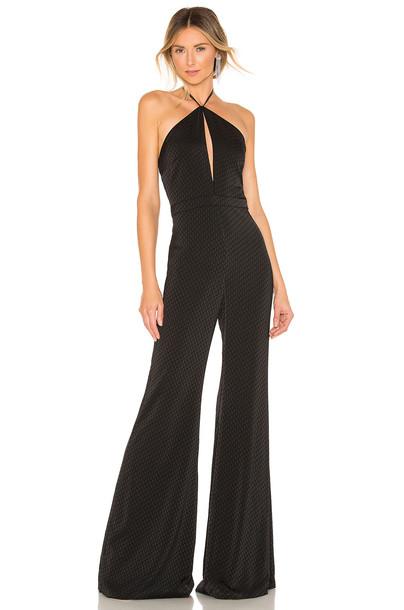 Alexis Naila Jumpsuit in black