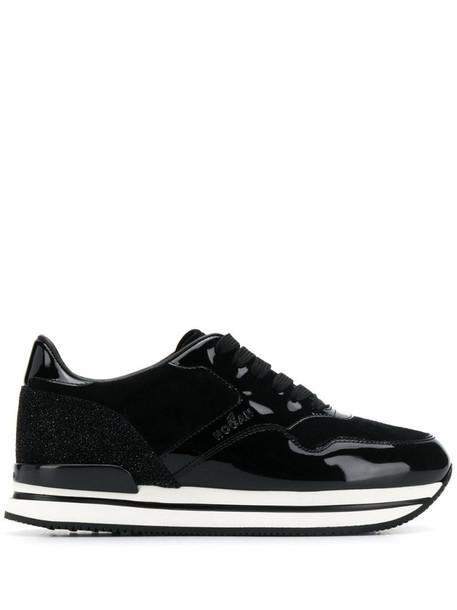 Hogan H222 sneakers in black