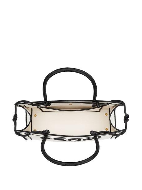 medium Fendi Roma shopper bag in neutrals