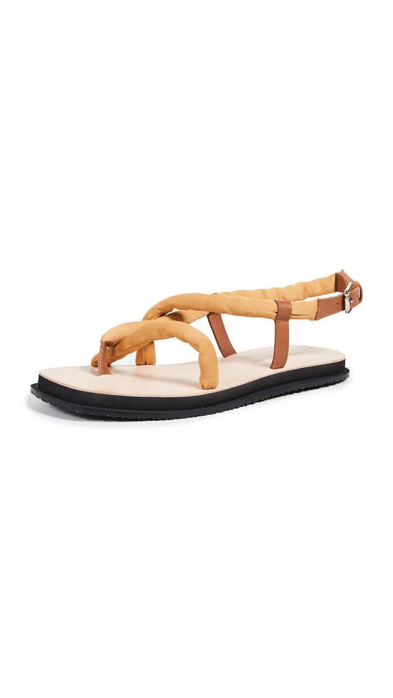 Rachel Comey Larz Sandals in gold