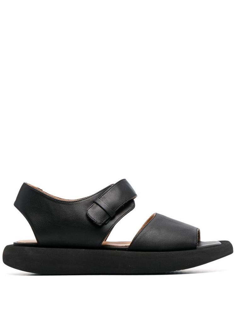 Paloma Barceló Paloma Barceló touch-strap sandals - Black