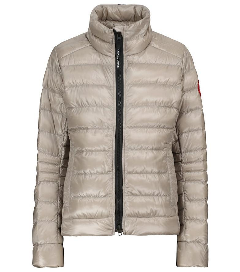 Canada Goose Cypress down jacket in grey