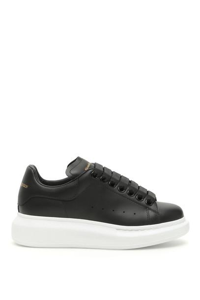 Alexander McQueen Oversized Sneakers in black