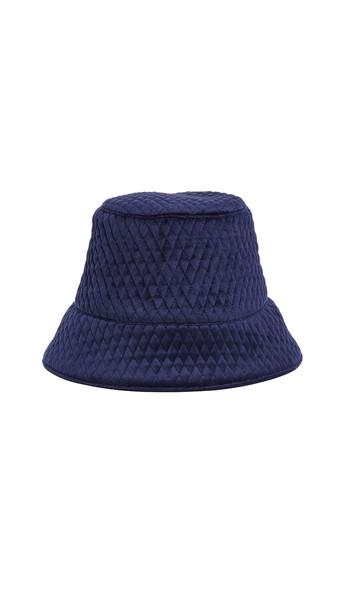 Eugenia Kim Charlie Bucket Hat in navy
