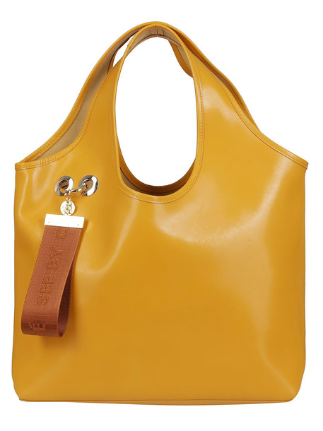 See by Chloé See By Chloé Jay Classic Tote in yellow