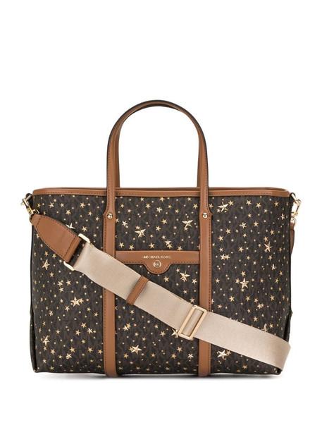 Michael Michael Kors Beck tote bag in brown