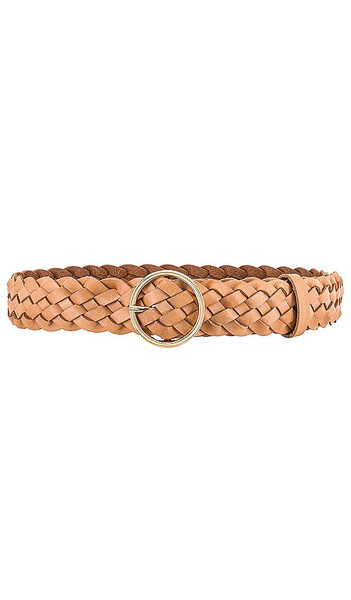 B-Low the Belt Tessa Belt in Nude in natural / gold