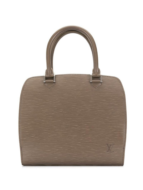 Louis Vuitton 2000s pre-owned Pont Neuf tote bag in brown