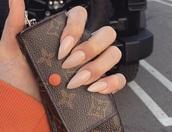 nail accessories,louis vuitton