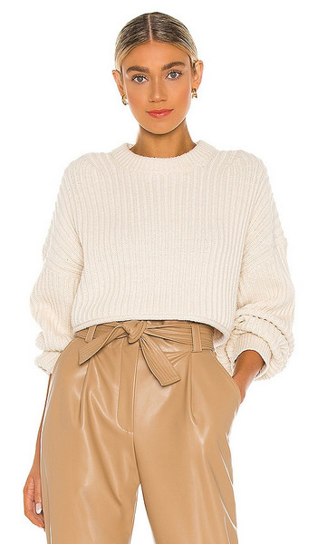 A.L.C. A.L.C. Lianne Sweater in Cream