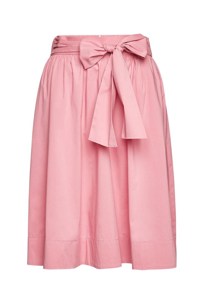 Steffen Schraut Skirt with Cotton  in magenta