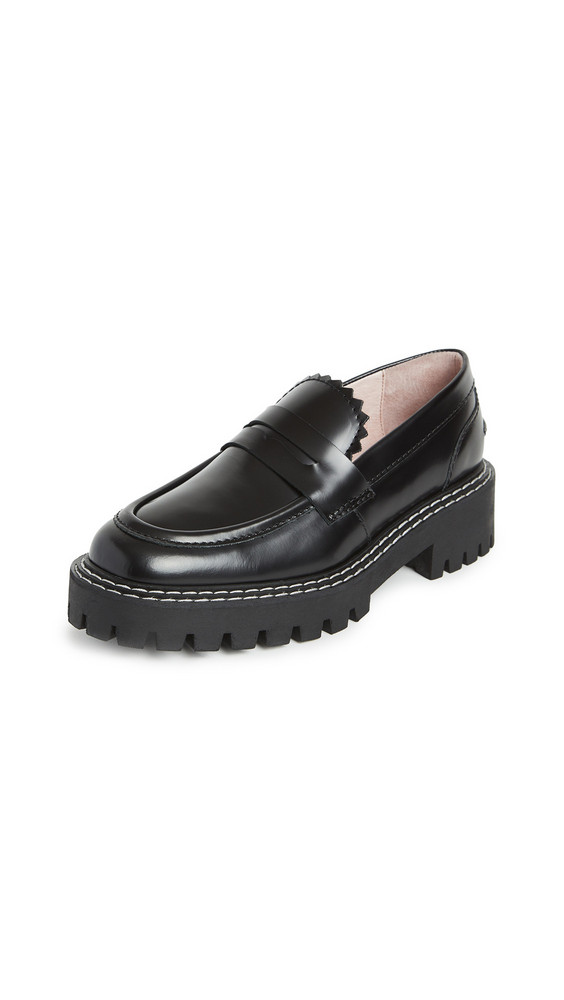 LAST Matter Loafers in black