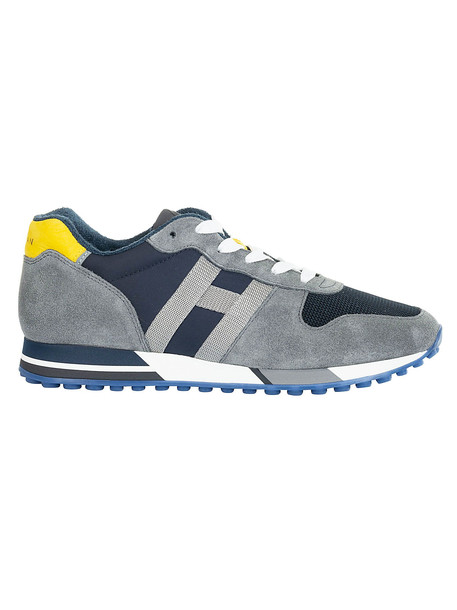 Hogan H383 Retro Running Sneakers