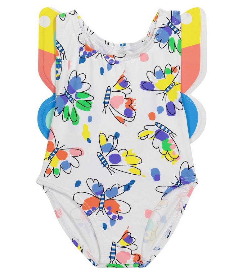 Stella McCartney Kids Baby butterfly swimsuit