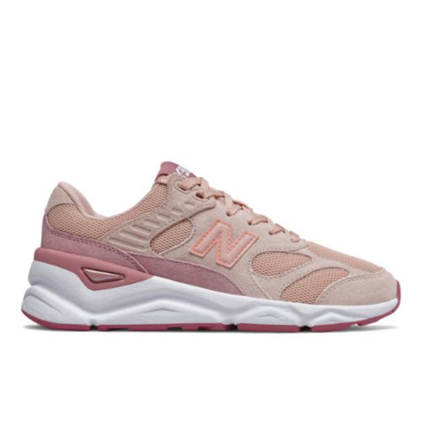 New Balance X90 Reconstructed Women's Shoes - Pink/Purple (WSX90REC)