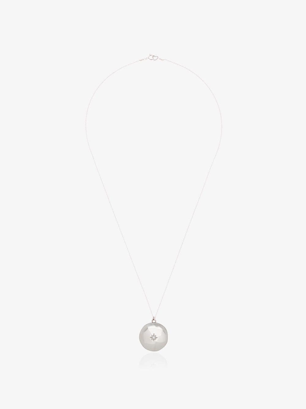 Sasha Samuel Maxine necklace in metallic