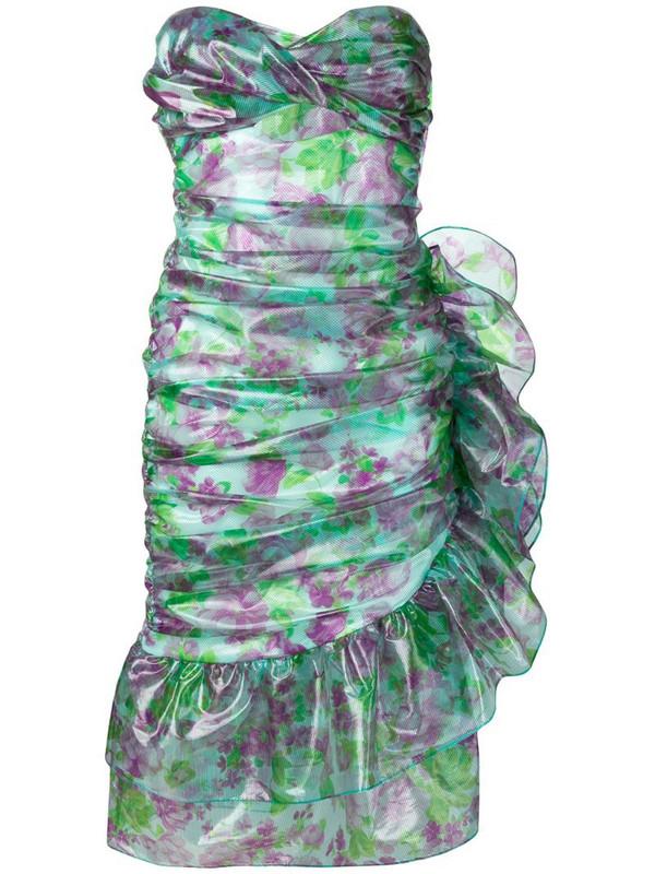 Vivetta Tortona dress in green