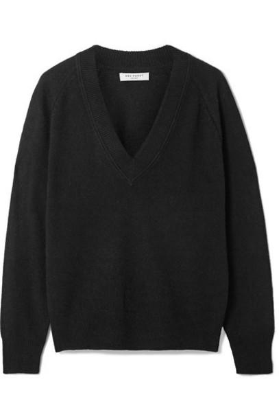 Equipment - Madalene Cashmere Sweater - Black
