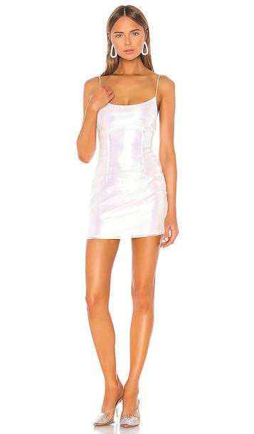 superdown Rosalind Mini Dress in White
