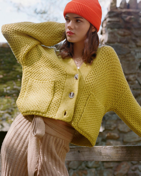 pants sweater hat