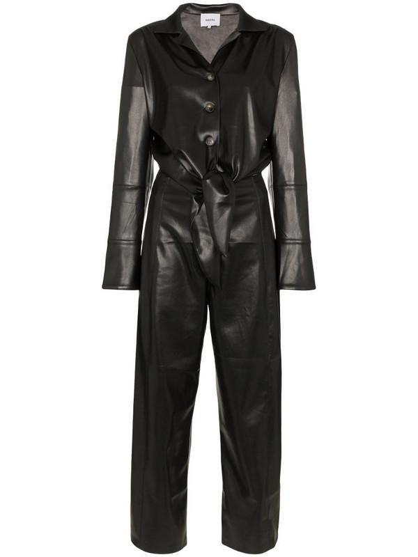 Nanushka Ana jumpsuit in black