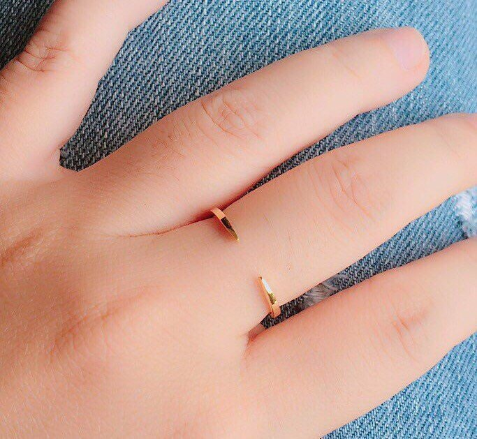 jewels minimalist jewelry knuckle ring ring jewelry silver jewelry mothers day gift idea