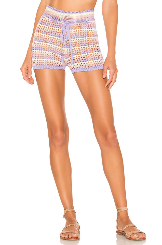 House of Harlow 1960 x REVOLVE Canyon Short in lavender