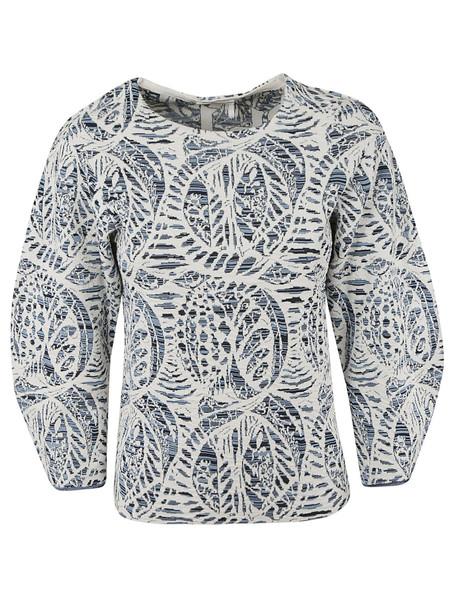 Chloé Chloé Graphic Motif Sweater