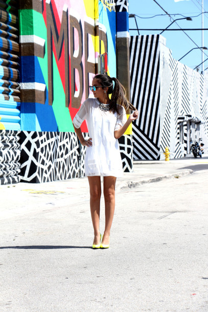 the material girl dress jewels sunglasses shoes