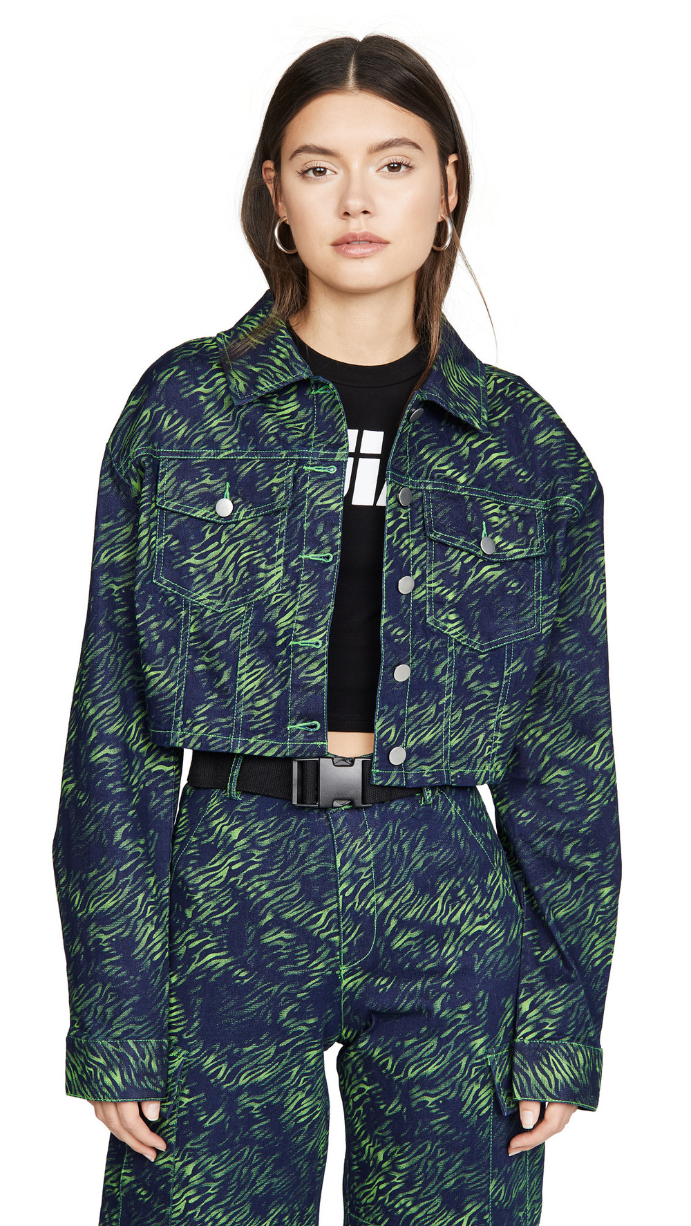 I.AM.GIA I.AM. GIA Sinead Jacket in green
