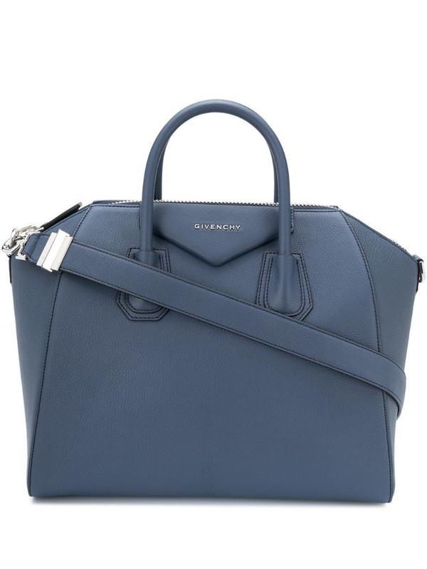 Givenchy Antigona tote bag in blue
