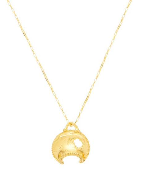 Alighieri - La Forza 24kt Gold-plated Necklace - Womens - Gold