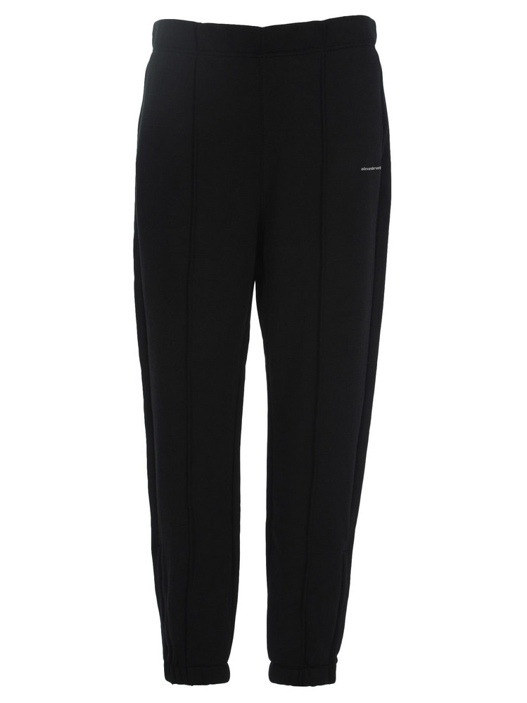 T By Alexander Wang T By Alexander Wang Basic Track Pants in black