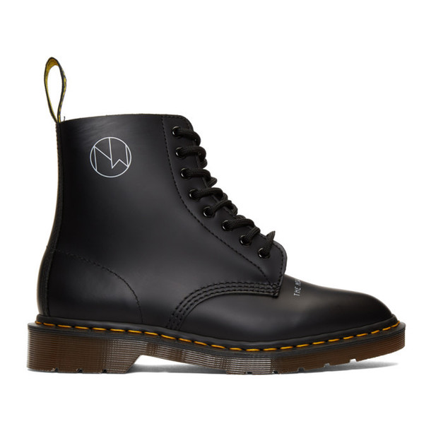 Undercover Black Dr Martens Edition 1460 Boots