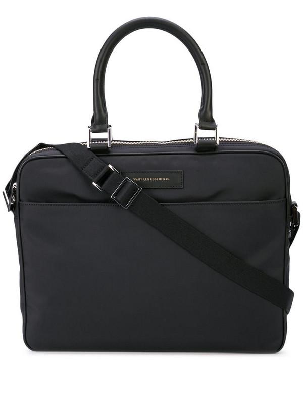 WANT Les Essentiels 15'' slim computer bag in black