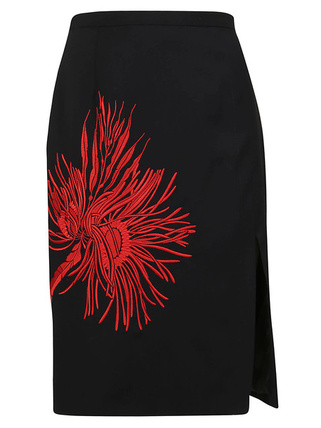 N.21 Skirt in nero