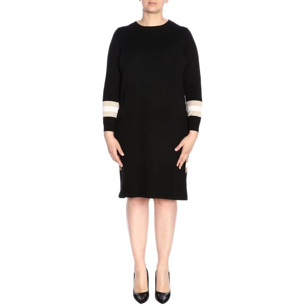 Marina Rinaldi Dress Dress Women Marina Rinaldi in black