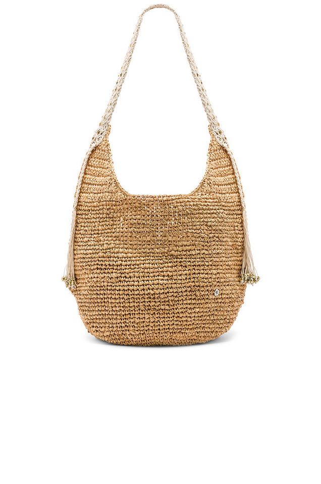 florabella Coachello Bag in tan