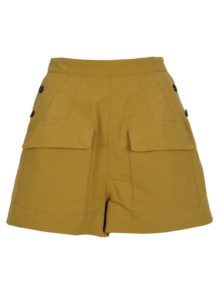 Golden Goose Short in khaki