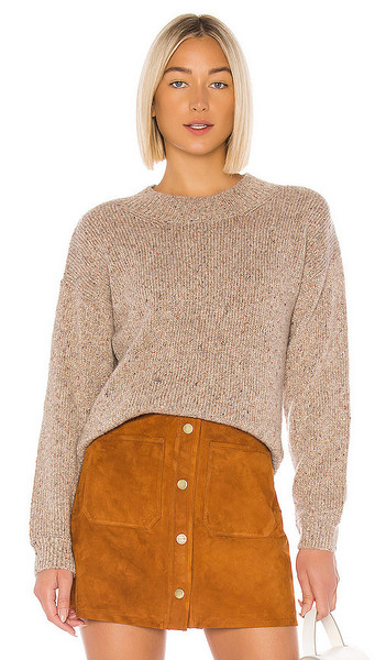 A.P.C. A.P.C. Kate Pullover in Tan
