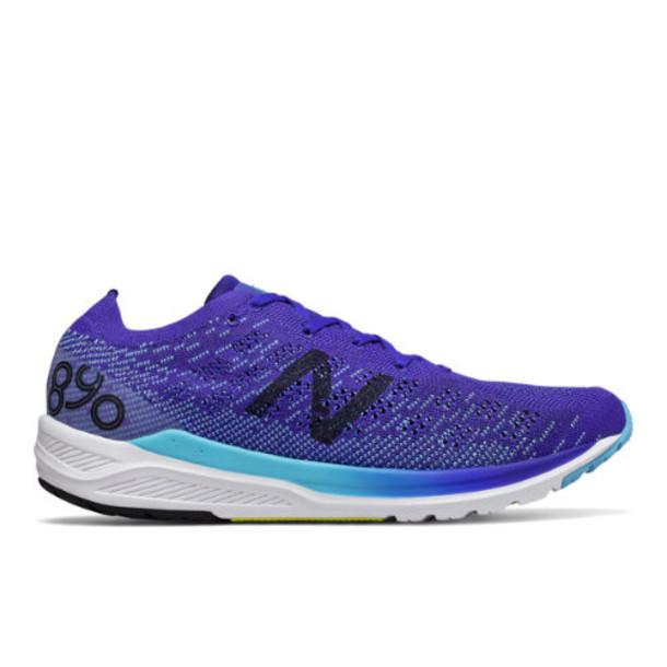 New Balance 890v7 Men's Neutral Cushioned Shoes - Blue (M890BB7)