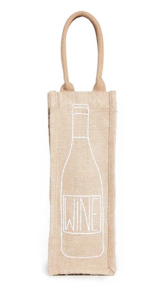 Shopbop Home Shopbop @Home The Little Market Reusable Wine Tote
