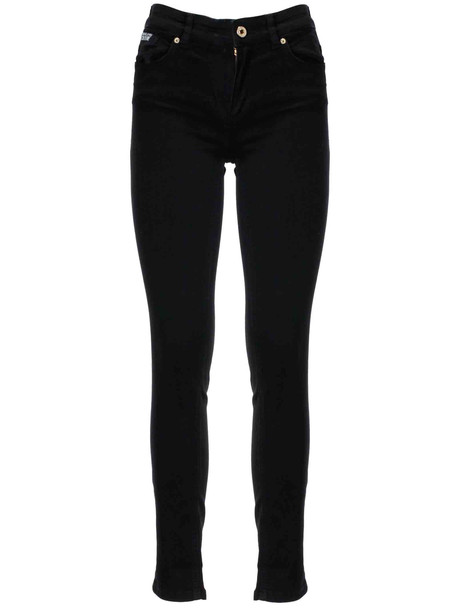 Versace Jeans Couture Slim Fit Jeans in black