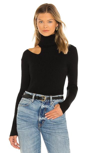 ASTR the Label Vivi Sweater in Black