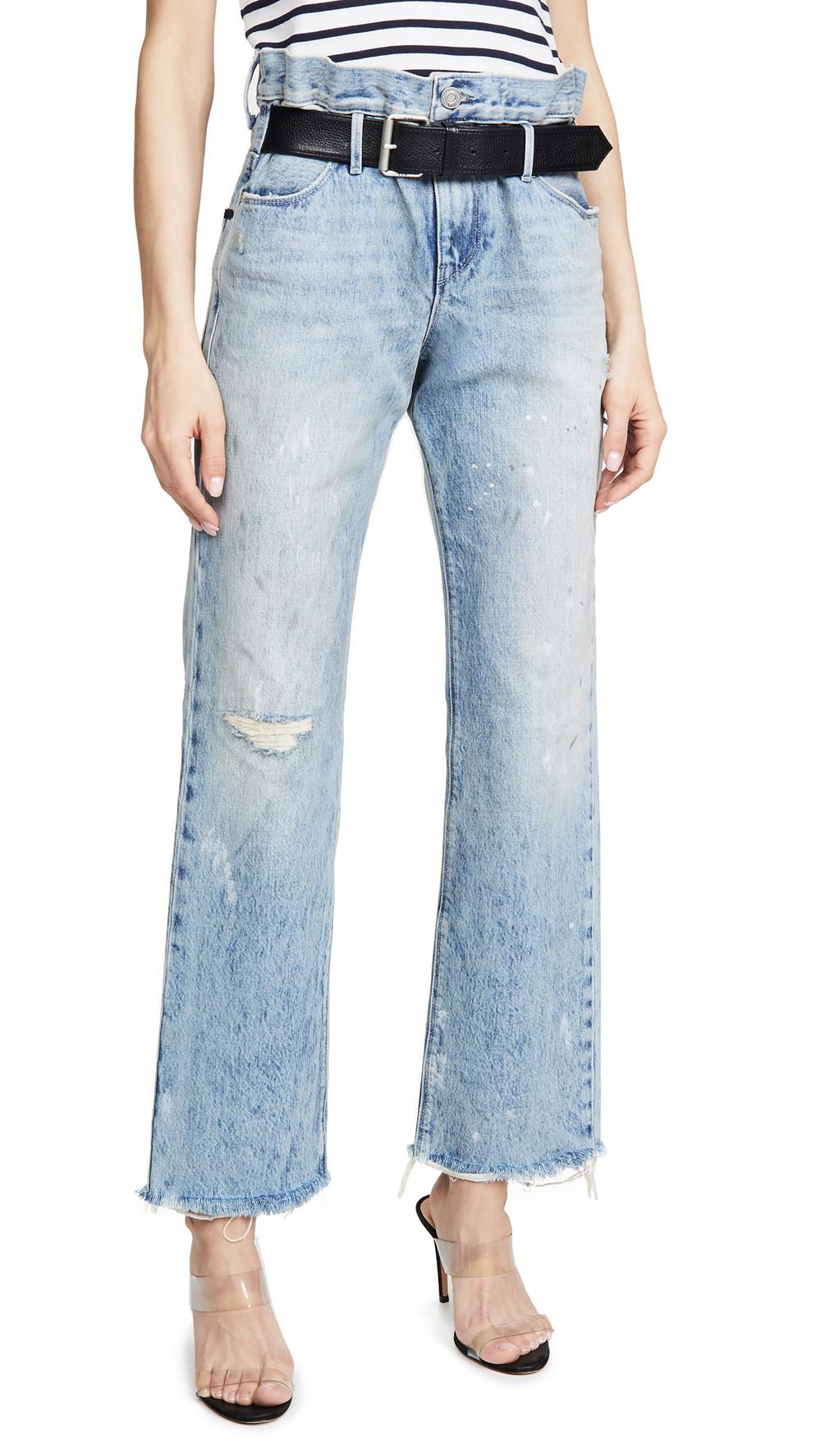 RtA Dexter Jeans in blue