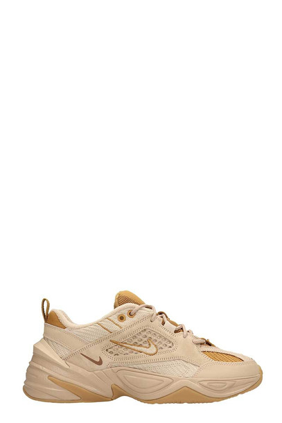 Nike Beige Fabric M2k Tekno Sp Sneakers