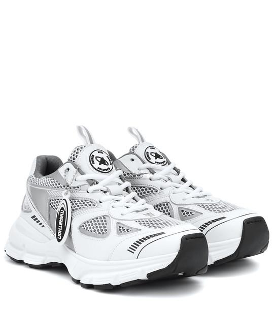 Axel Arigato Marathon Runner leather sneakers in white