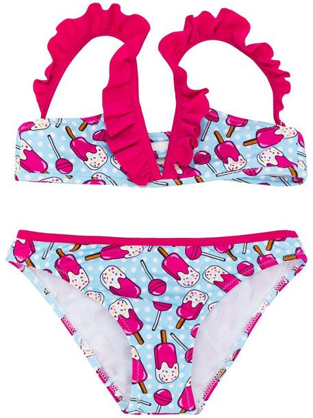 MC2 Saint Barth Printed Lycra Bikini Swimwear